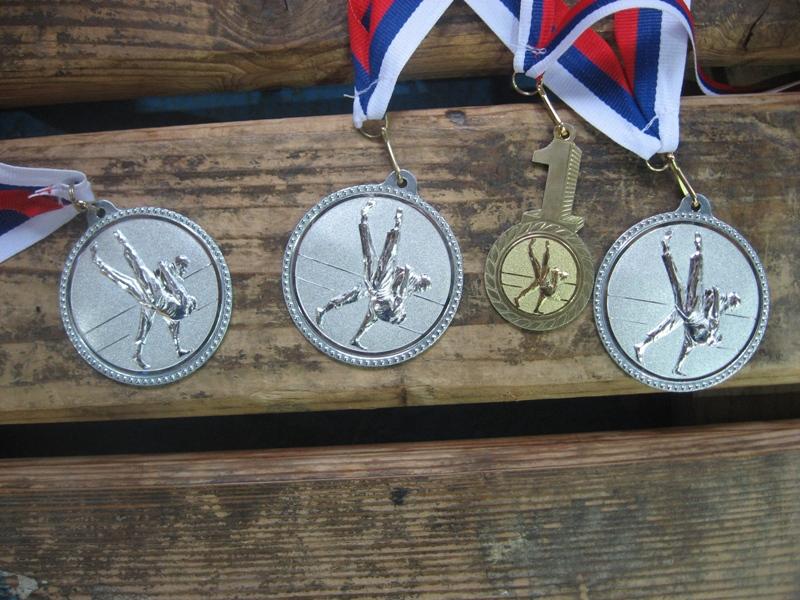Photo of Zlato i tri srebra za džudiste