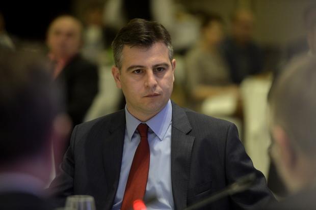 Photo of Vasić na sastanku u Ministarstvu infrastrukture