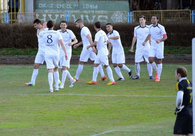 Photo of Radnički pobedio Tabane sa 4:0