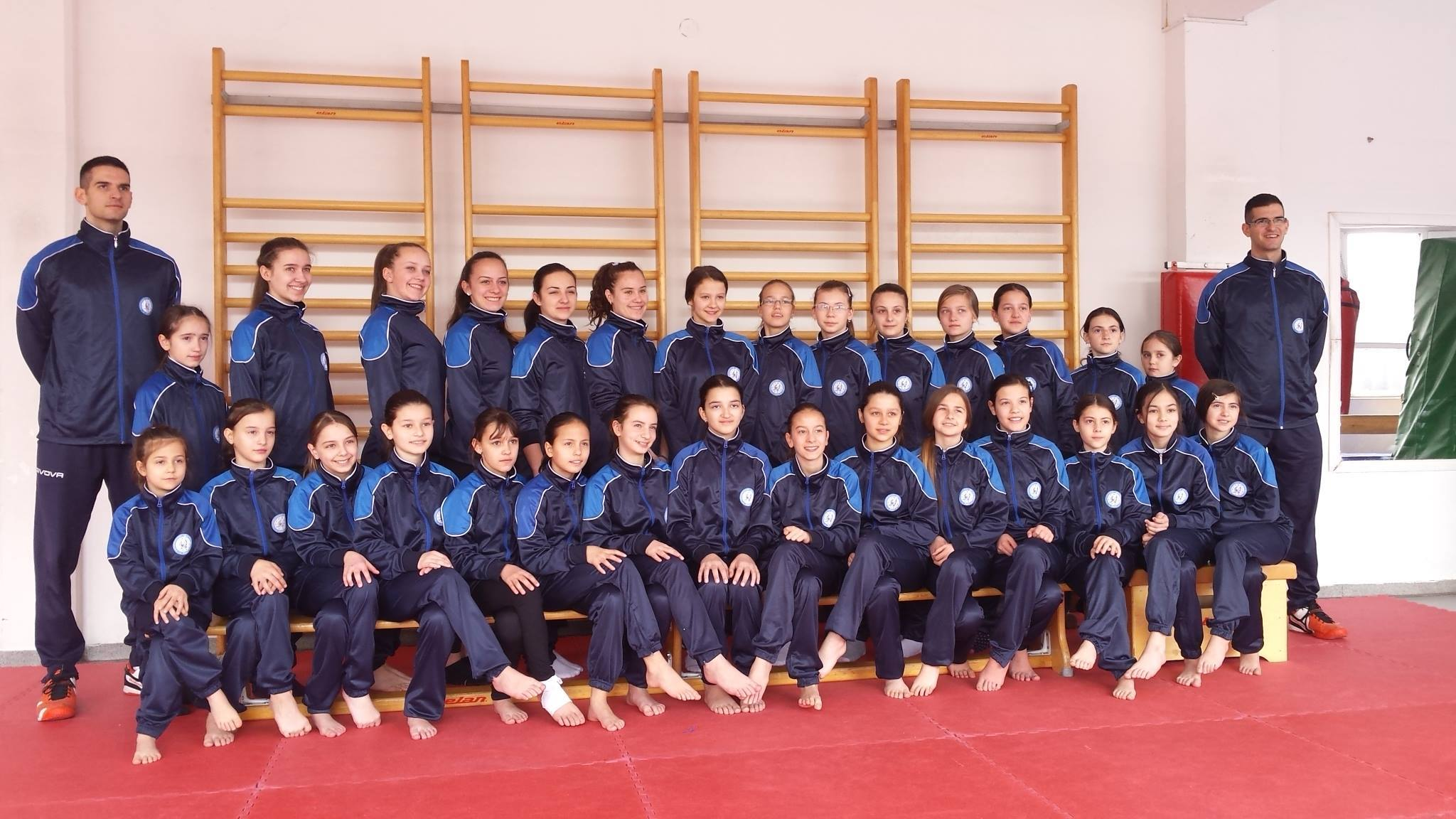 Photo of Gimnastičari nastupaju u Leskovcu