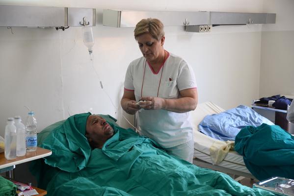 Photo of Lakše povređeni radnici se oporavljaju u pirotskoj bolnici-VIDEO
