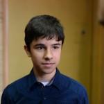 Nagrada Prirodno-matematičkog fakulteta gimnazijalcu Vladanu Vasiću