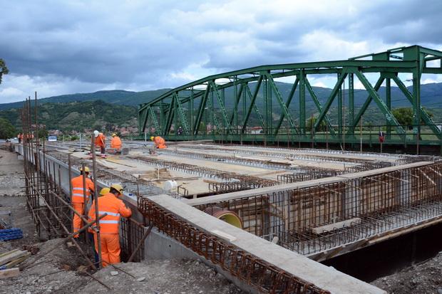 Photo of Radovi na mostu prate ugovorenu dinamiku
