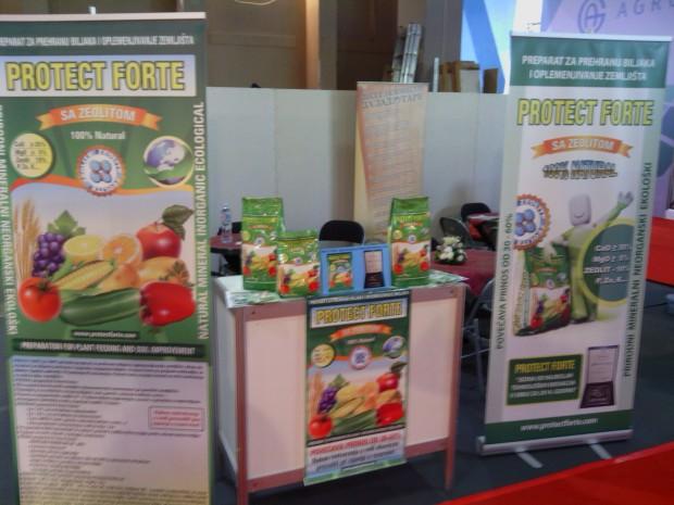 """Photo of """"Protect Forte"""" na Međunarodnom poljoprivrednom sajmu"""