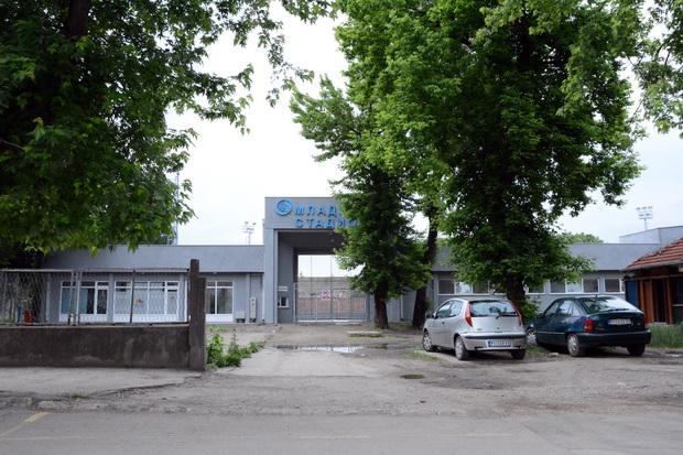 Photo of Izgradnja partera ispred Omladinskog stadiona