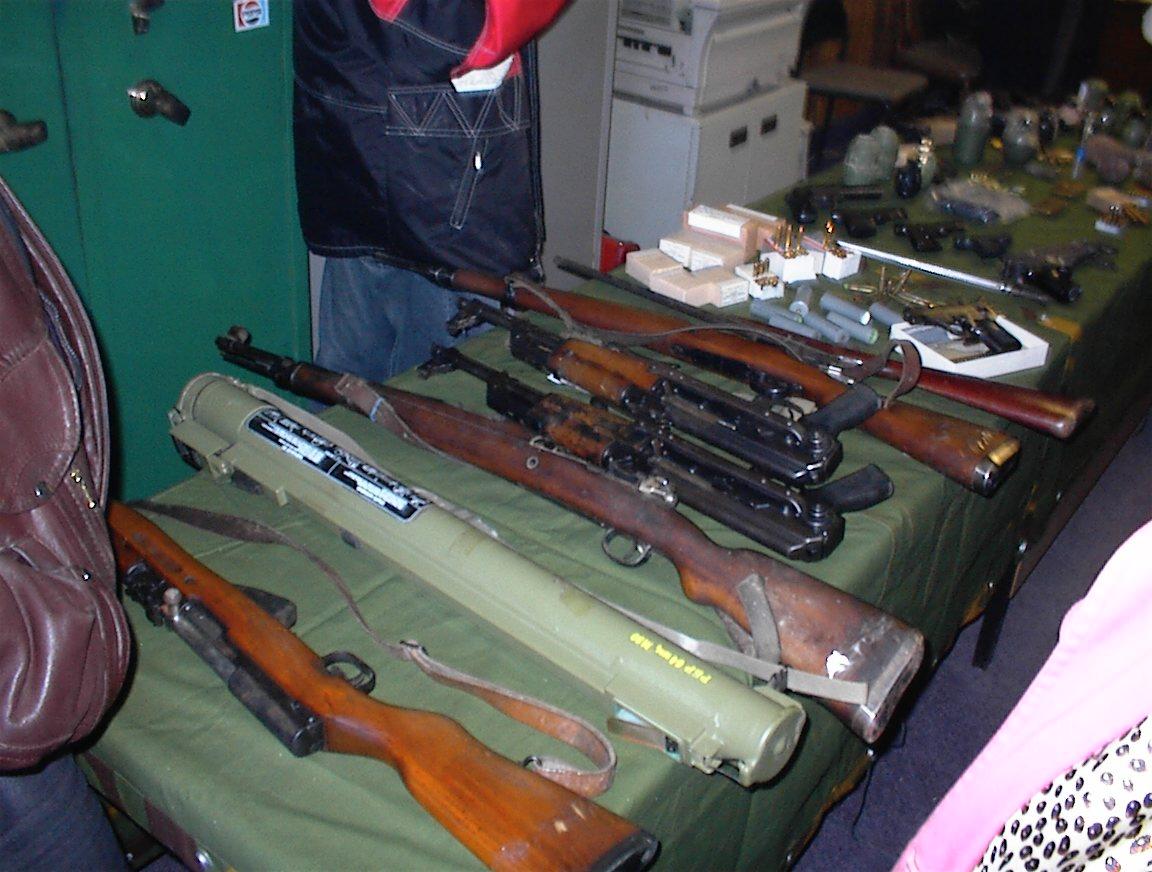 Photo of Policija: legalizujte ili vratite oružje!