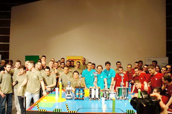 Photo of Piroćanci na Evropskom prvenstvu u robotici?
