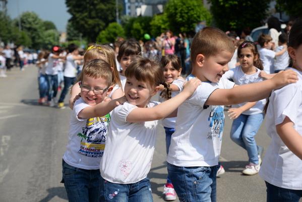 Photo of Mališani oduševili Piroćance(foto)