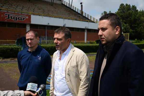 Photo of Ćirić:Učinićemo sve da vratimo Radnički na mesto koje mu pripada