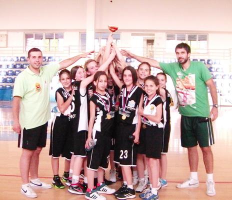 Photo of Košarkašice Gimnazijalca prve na turniru u Beloj Palanci