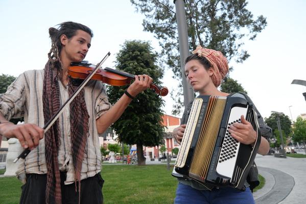 Photo of Putuju po celom svetu da bi što bolje upoznali muziku