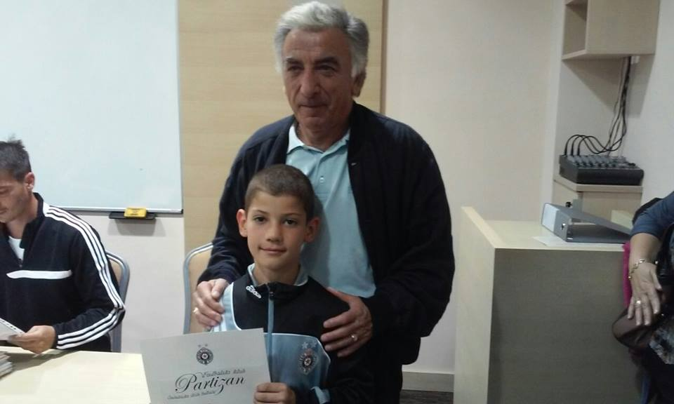 Photo of Mladi pirotski fudbaler na Partizanovoj školi fudbala