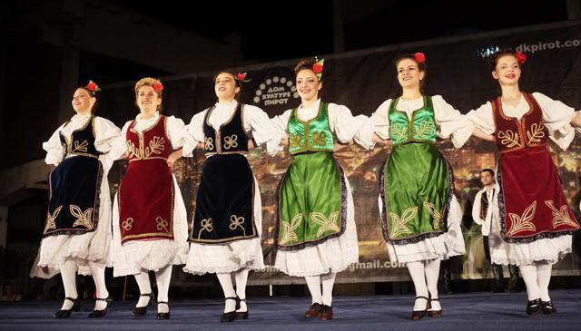 Photo of Večeras počinje Međunarodni folklorni festival u Pirotu, parada u 19 sati, svečano otvaranje u 20h na Omladinskom stadionu