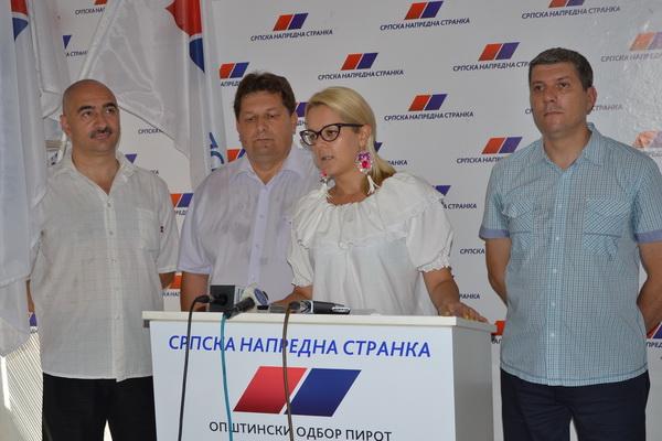 Photo of Stojanovićeva potpisala za SNS