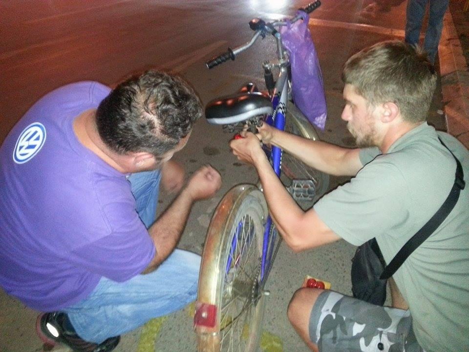 """Photo of """"Mali Šangaj"""" za veću bezbednost biciklista na ulicama"""