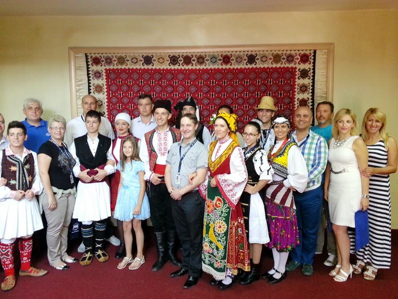 Photo of Folklorci oduševljeni gostoprimljivošću Piroćanaca