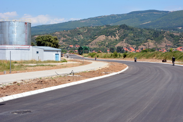 Photo of Kompletno asfaltiran II ring