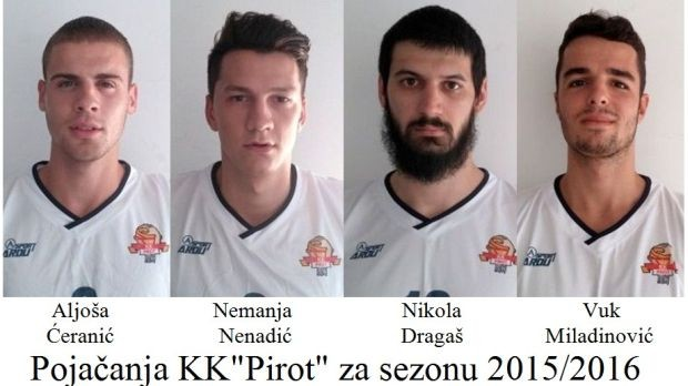 Photo of KK Pirot kompletirao tim za novu sezonu