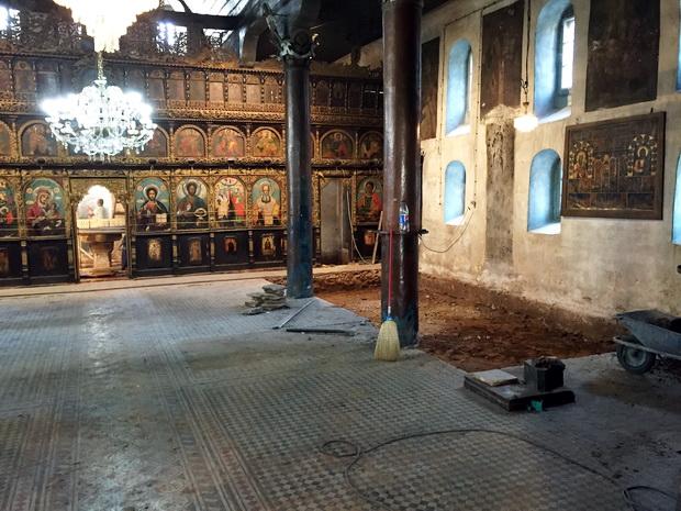 Photo of Počela rekonstrukcija crkve u Pazaru