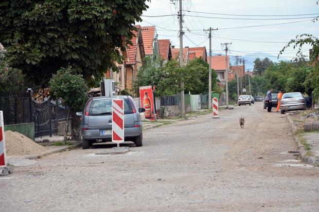 Photo of Radovi u Knjaževačkoj, Kozaračkoj i Pobedinoj ulici