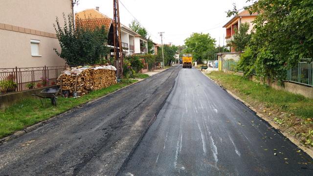 Photo of Asfaltirana i Pobedina ulica u naselju Tanasko Rajić