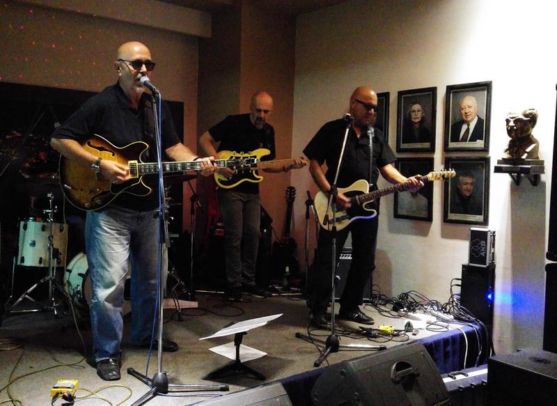 "Photo of ""Blues company"" nastupili u DK klubu"