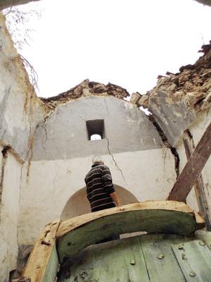 Photo of Srušio se krov crkve u Činiglavcima