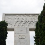 Pomen junacima na grčkom i srpskom vojničkom groblju na Metiljavici