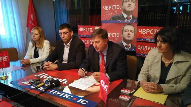 Photo of Panajotović:Pirot ne može bez Socijalističke partije Srbije
