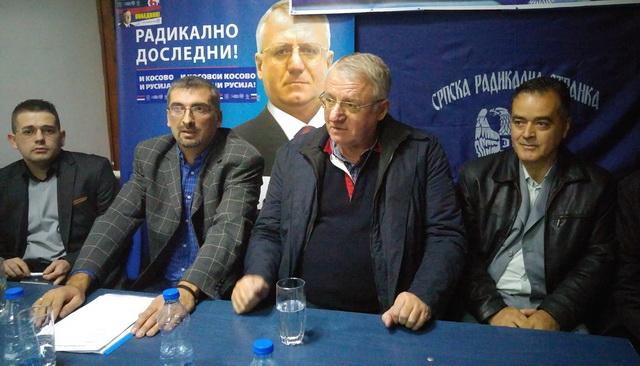 Photo of Šešelj:Krajnje je vreme da se radikalski poslanici vrate u skupštinu