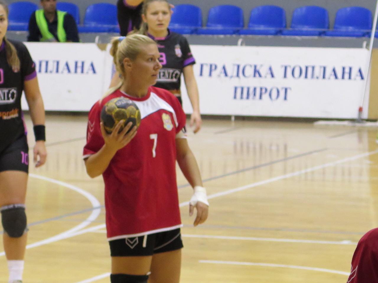 Photo of ŽRK Pirot-Junior Beograd 26:38