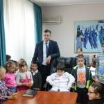 Dečja nedelja u Pirotu - prijem za mališane kod gradonačelnika, poseta Dečjem odeljenju