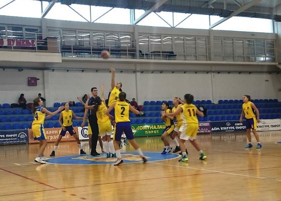 """Photo of Besplatna škola košarke u ŽKK """"Gimnazijalac"""""""