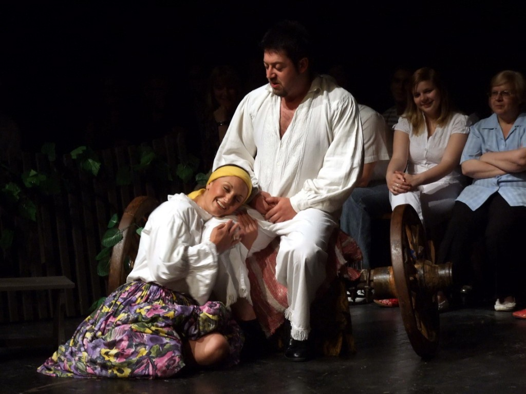 pirotsko pozoriste, predstava vragolije