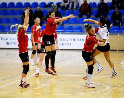 Photo of Rukometašice pobedile ekipu Niki sport iz Bugarske