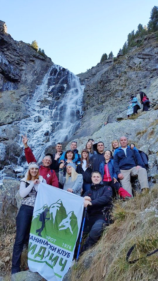 Photo of Planinari na jednom od najlepših vodopada na Balkanu