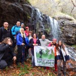 Zaskovački vodopadi-najlepši u jesen