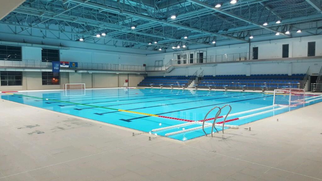 Photo of Sve spremno za svečano otvaranje bazena *FOTO*