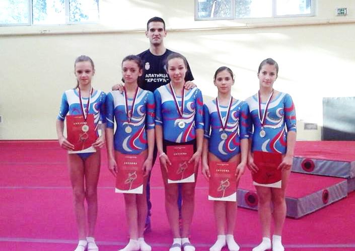 Photo of Gimnastičari nastavljaju sa uspesima