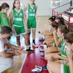 Košarkašice poražene u Paraćinu u veoma neizvesnom meču
