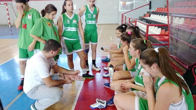 Photo of Košarkašice Gimnazijalca dočekuju Slogu iz Požege