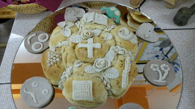 Photo of Slavski kolači na umetnički način
