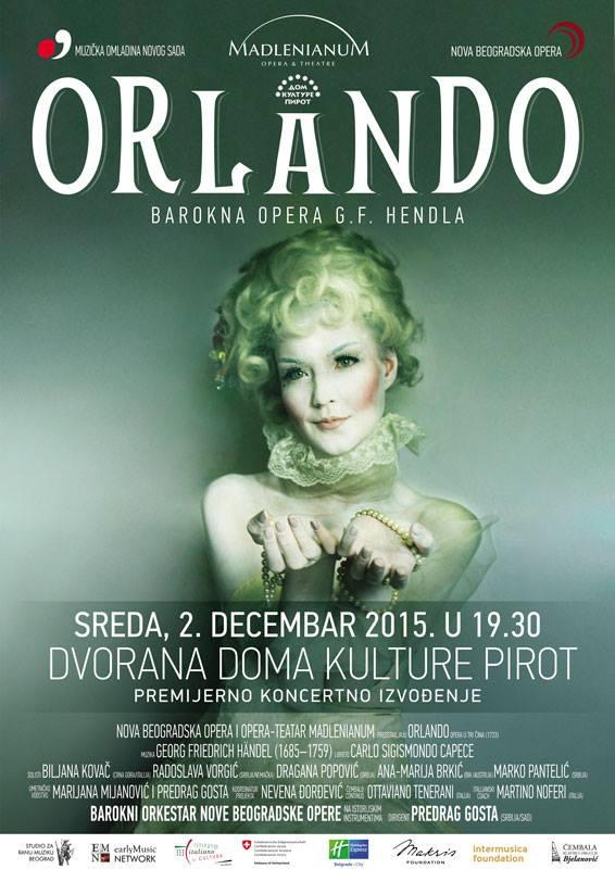 "Photo of Opera ""Orlando"" u Domu kulture"
