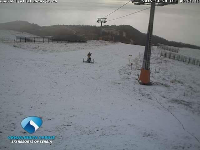 Photo of Prvi sneg na Staroj planini