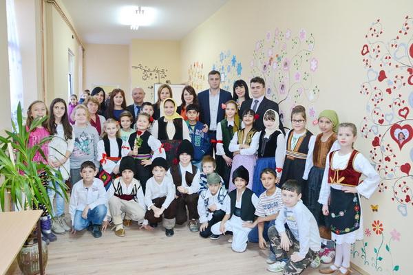 Photo of Otvorena renovirana škola u Gnjilanu