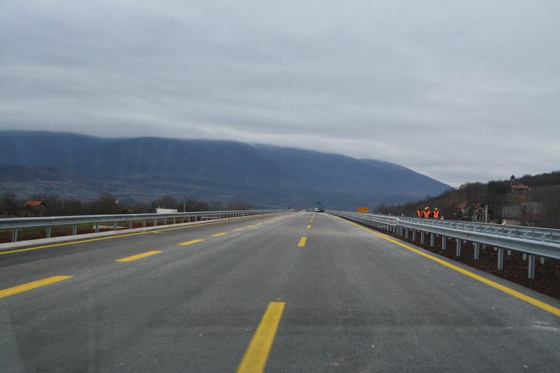 Photo of U 2016.  još 62 kilometra auto-puta Niš-bugarska granica