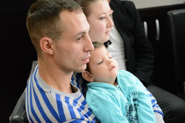 Photo of Humanitarna žurka za malog Mateu Lazarevića