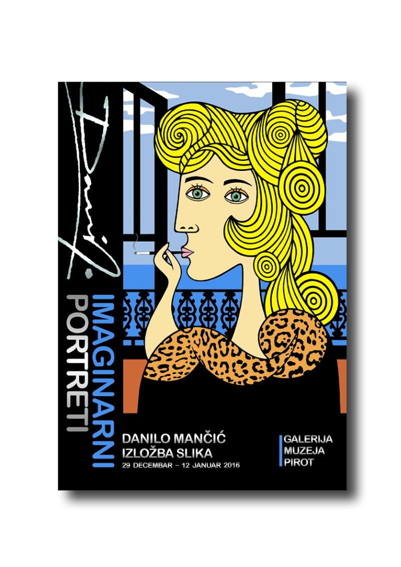 Photo of Imaginarni portreti Danila Mančića