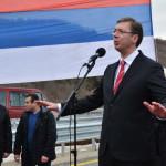 Predsednik Vučić: Za manje od dva meseca biće otvoren Istočni krak Koridora 10