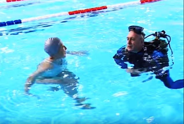 Photo of U Zatvorenom bazenu uskoro početna ronilačka obuka
